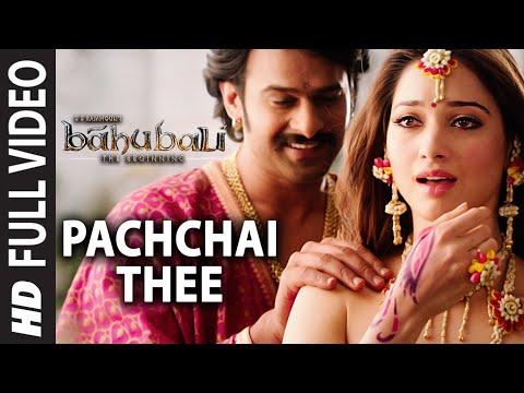 Baahubali Songs (Tamil) | Pachchai Thee Video Song | Prabhas,Anushk Shetty,Rana,Tamannaah
