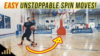 How to: UNSTOPPABLE BASKETBALL MOVES! The Spin Move and Spin Move Combos