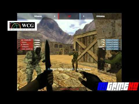 WCG 2011 | SK Gaming vs. ESC Gaming 1er mapa de_dust2