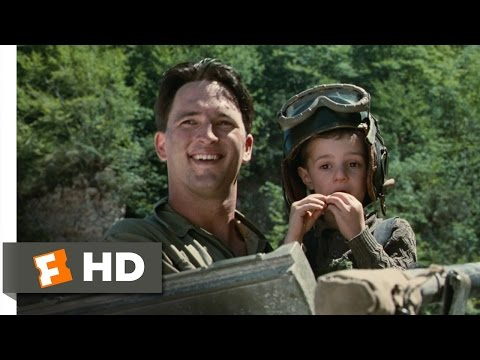 Life is Beautiful (1010) Movie CLIP - We Won! (1997) HD