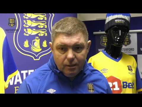 Blues Club Shop Launch with Operations Manager Tony Burke