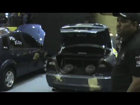 Sound Car & Tuning Show San Cristobal 15 y 16Ago2009 Competencia Rockie 4ohm