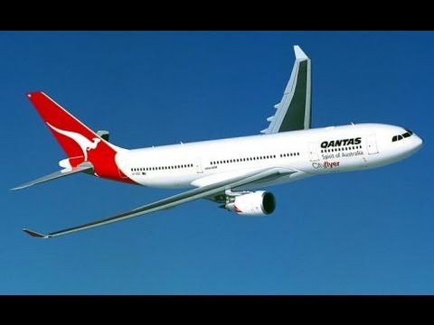 Boeing 747-400  QANTAS AUSTRALIA