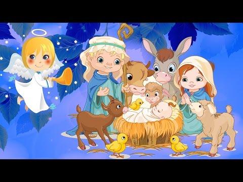 Piosenki Dla Dzieci - Chwała Na Wysokości I Kolędy Dla Dzieci ZESTAW SKŁADANKA HD Malec.tv █■█ █ ▀█▀