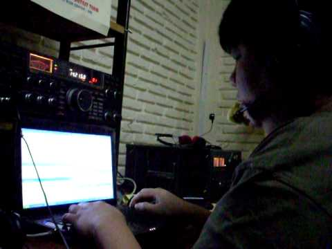 YE0X CQ WW DX 2010 - SSB Pile ups Operated By Wis, YBØAZ / W1SNU