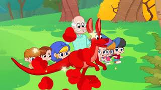 The Missing Sheep - My Magic Pet Morphle | Cartoons For Kids | Morphle's Magic Universe |