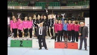 Firenze - 1ª prova Serie A GAM/GAF 2020