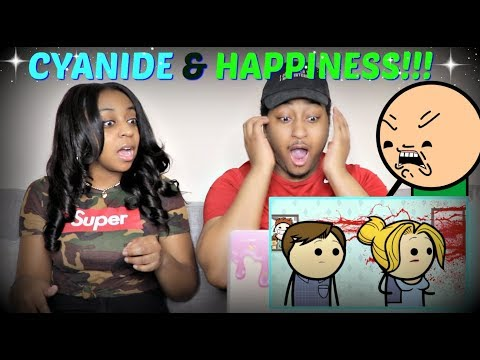Cyanide & Happiness Compilation - #21 REACTION!!