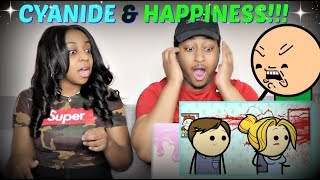 """Cyanide & Happiness Compilation - #21"" REACTION!!"