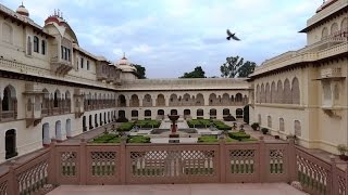 The Rambagh Palace: Jaipur