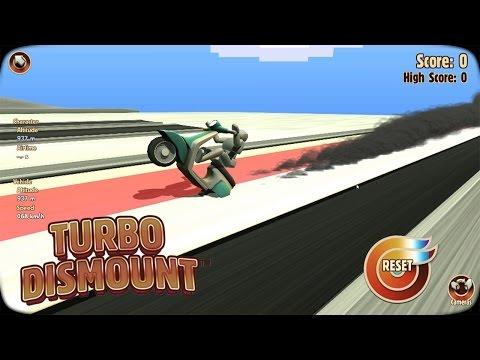 Turbo Dismount - SUPER SPEED