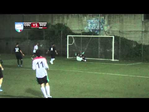 COLCHONEROS-SPORTING CLUB UNINA   Finale UNILEAGUE NAPOLI 6°edizione