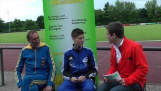 Hans-Jürgen Orthmann & Moritz Beinlich - 3000m Rheinland-Pfalz-Rekord