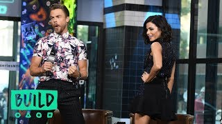 "Derek Hough And Jenna Dewan Share Their Excitement For Season 2 Of ""World Of Dance"""