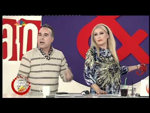 ''Dimitris Palaiologou'' fotis\maria live apo eidhseis tou star
