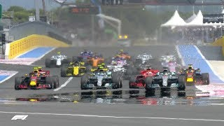 2018 French Grand Prix: Race Highlights