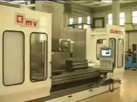 Milling Machine – Fresatrice  SHARK 1 – www.gruppoparpas.com