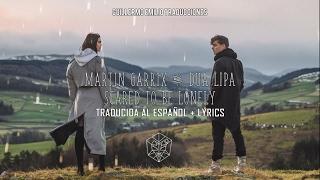 MARTIN GARRIX & DUA LIPA • SCARED TO BE LONELY | TRADUCIDA AL ESPAÑOL + LYRICS