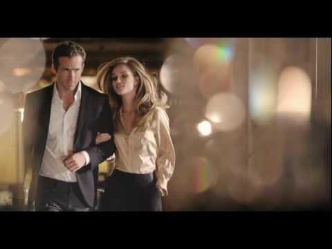 Rosie Huntington-Whiteley with Ryan Reynolds - Marks & Spencer