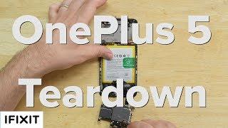 OnePlus 5 Teardown!