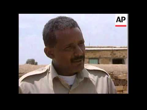 ERITREA: CONFLICT WITH ETHIOPIA SETTLING INTO DRAWN OUT STAND OFF