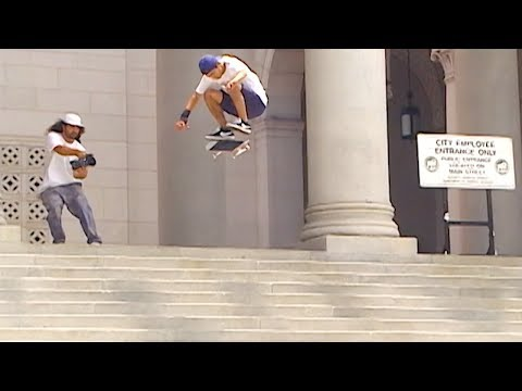 """Danny Hamaguchi's """"Welcome to Visual"""" Part"""