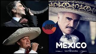 LOS FERNANDEZ  - VICENTE FERNANDEZ -  ALEJANDRO FERNANDEZ -  PEDRO FERNANDEZ
