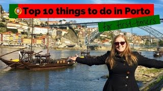 TOP 10 things to do in PORTO 😎🍷⛵ | Footsteps on the Globe