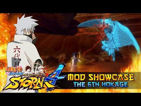 Eternal Mangekyo! The 6th Hokage Kakashi Gameplay!! Naruto Shippuden Ultimate Ninja Storm 4 MOD [PC] thumbnail