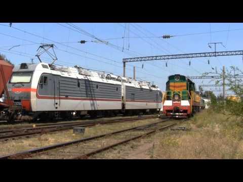 Поезда с Украины, Белгород-Днестровский , 2011.jul.29