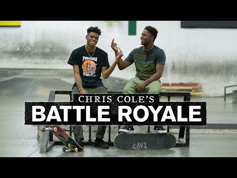 Robert Neal And Aramis Hudson Battle It Out | Battle Royale