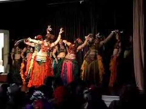 Blacksheep Bellydance -tribal Throwdown video
