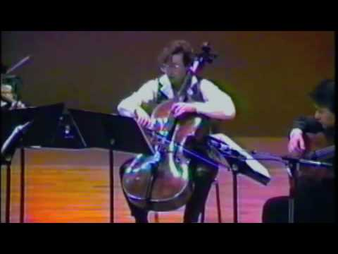 Robert Wetzel&Grossmont String Trio - Niccolo Paganini - Quartet No. 1 - III. Theme&Variations