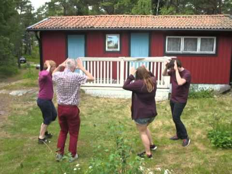 Midsommer In Sweden - The Frog Dance video