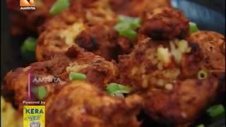 "Annies Kitchen With Famous Film Actor ""Bhagath Manuel"" | Grilled Huli Huli Chicken|"