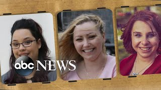 Women kidnapped, held captive for a decade speak out l ABC News