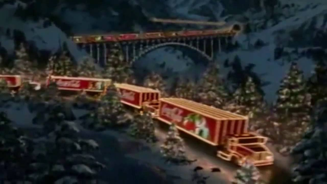 coca cola christmas commercial 2010 hd full advert youtube. Black Bedroom Furniture Sets. Home Design Ideas