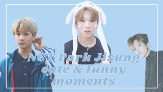 NCT Park Jisung cute & funny moments