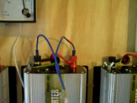 PowerJack Wrong Voltage Grid Tie Inverter