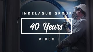 40 years Indelague Group