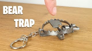 Download Song Keyring BEAR TRAP Build - The Little Nipper Free StafaMp3