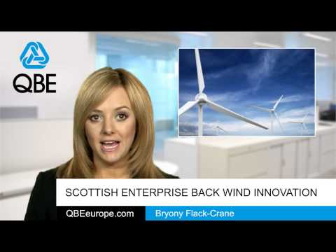 Scottish Enterprise back wind innovation