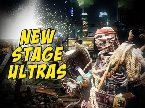 STAGE FATALITY/ULTRAS - Killer Instinct Season 2 Launch