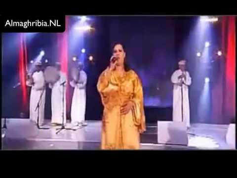Najat Alhoceima - Mami L3ziz Ino