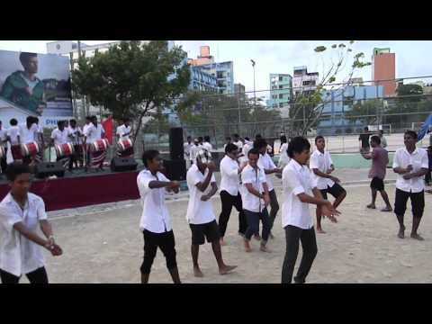 Sikandharu Boduberu Group ( Oppa Gangam Style ) video
