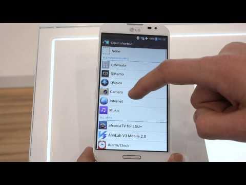 LG Optimus G Pro Hands On