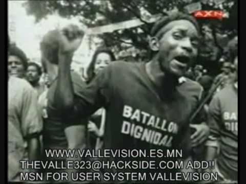 Invasion a Panama Documental Parte 2 (Part 2) VallevisionTv