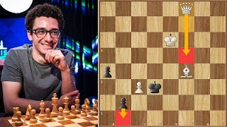 You Snooze, You Lose | Caruana vs Mamedyarov | St. Louis Rapid (2018)