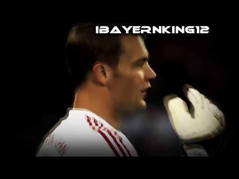 Oliver Kahn und Manuel Neuer