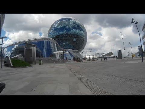VLOG: ASTANA EXPO-2017 | ЗАЧЕМ? (часть.1)